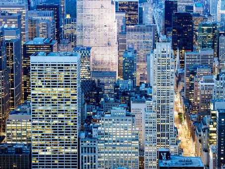 New York Is The Center For Global Wealth