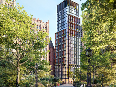No. 33 Park Row, 1 Beekman St., Financial District Set To Launch Sales This Spring
