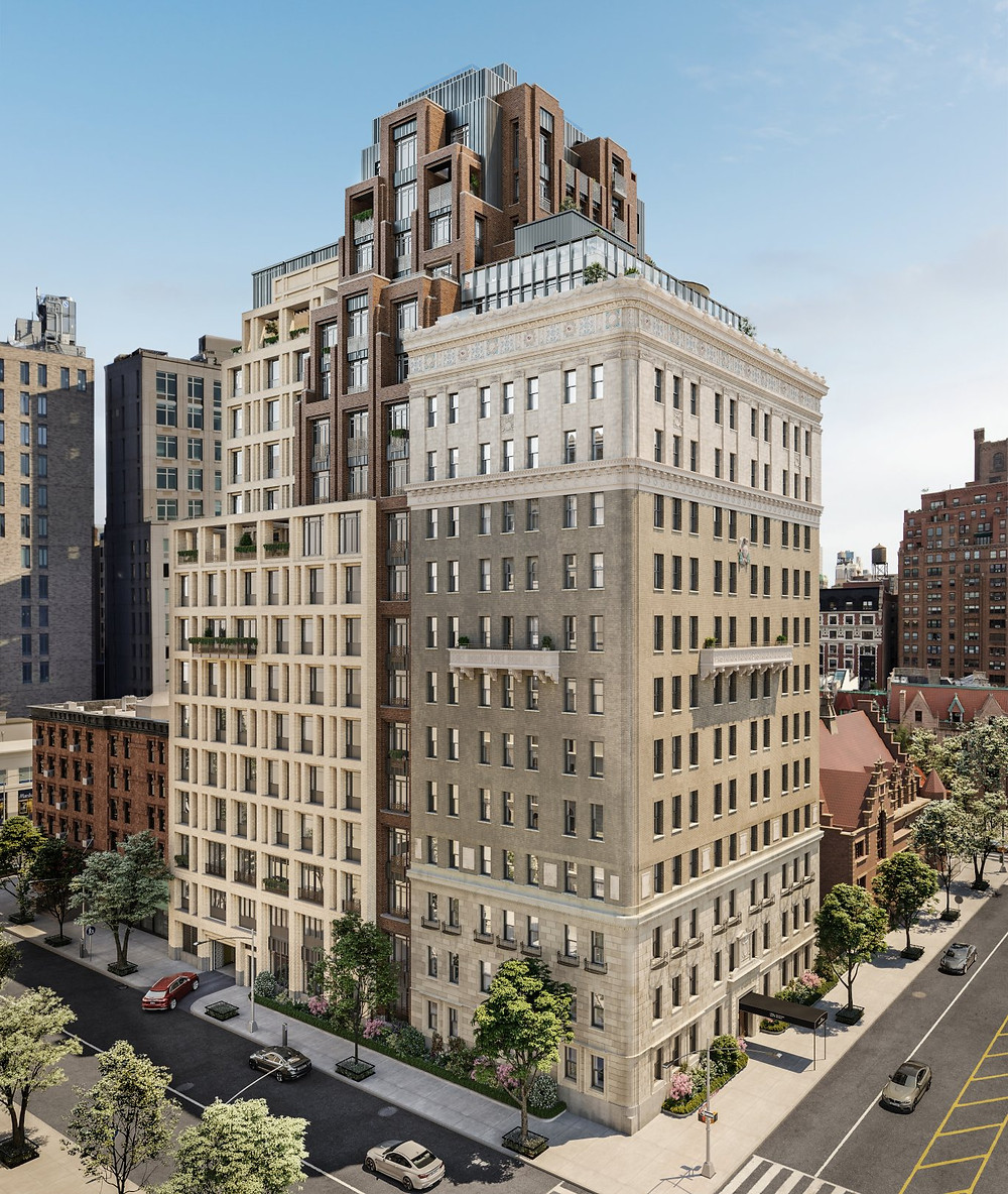 378 West End Avenue By COOKFOX