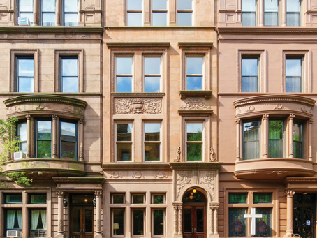 Upper West Side Townhouse Listed For Under $10 million
