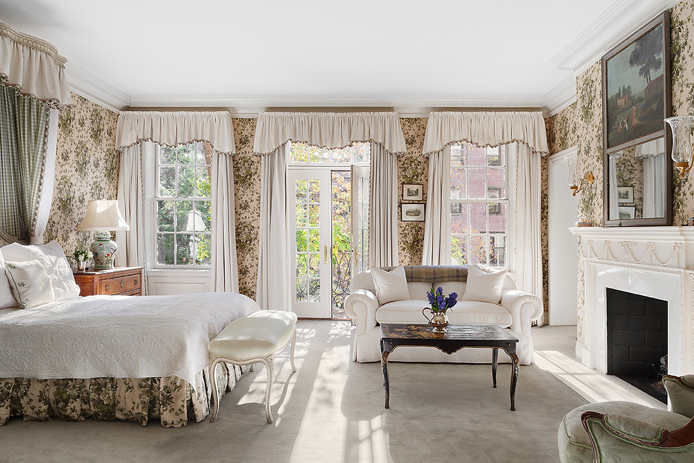 Historic Upper East Side Townhouse Interior