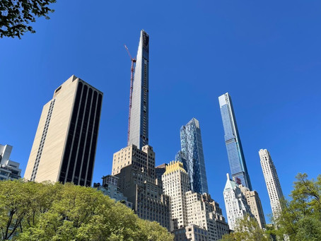 New York Luxury Prices Decline 5.8% From 1Q2020