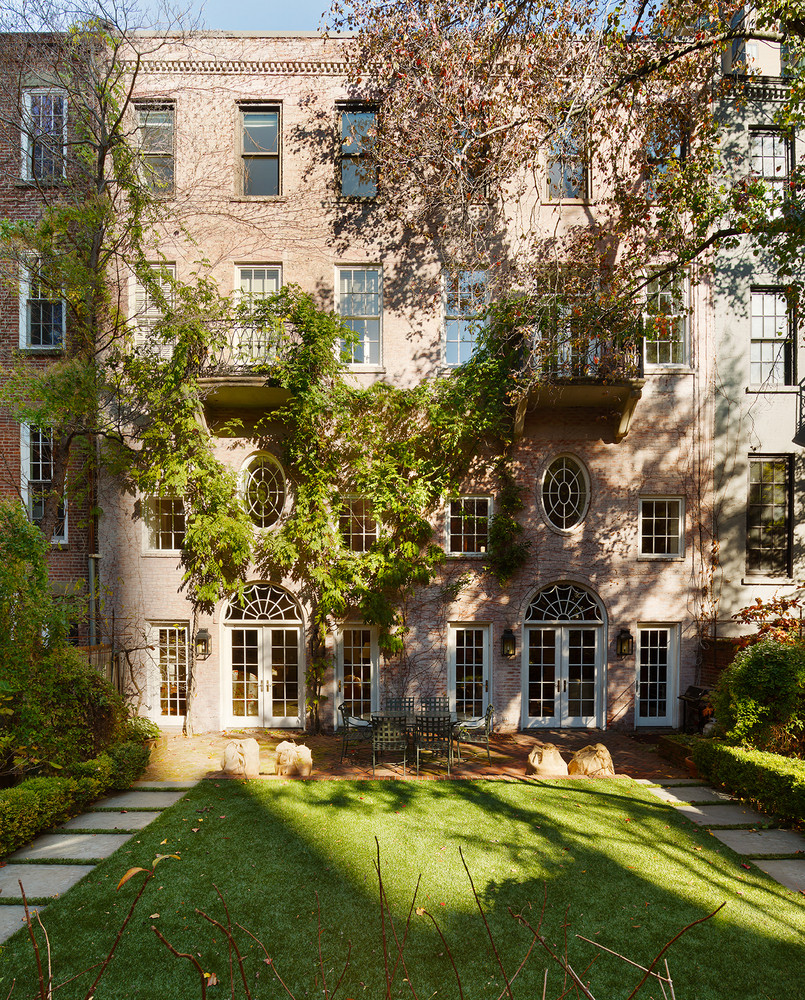 Historic Double Wide Upper East Side Townhouse
