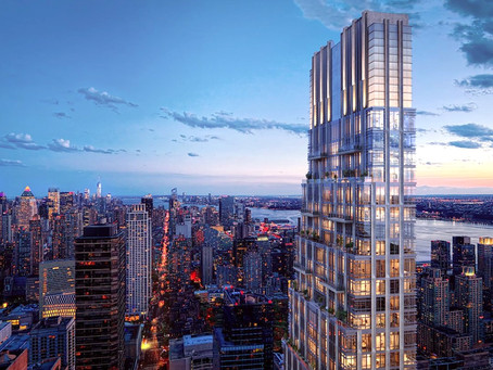 200 Amsterdam Sells First Full Floor Penthouse