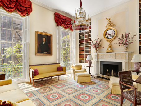 Two Upper East Side Historic Townhouses List For $25 Million