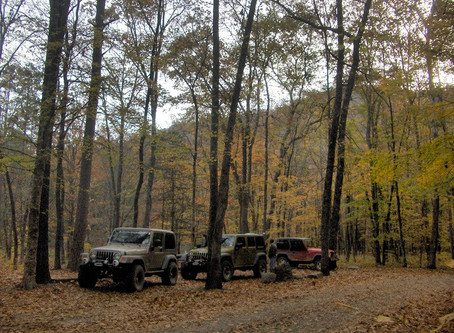 Back Country Adventure