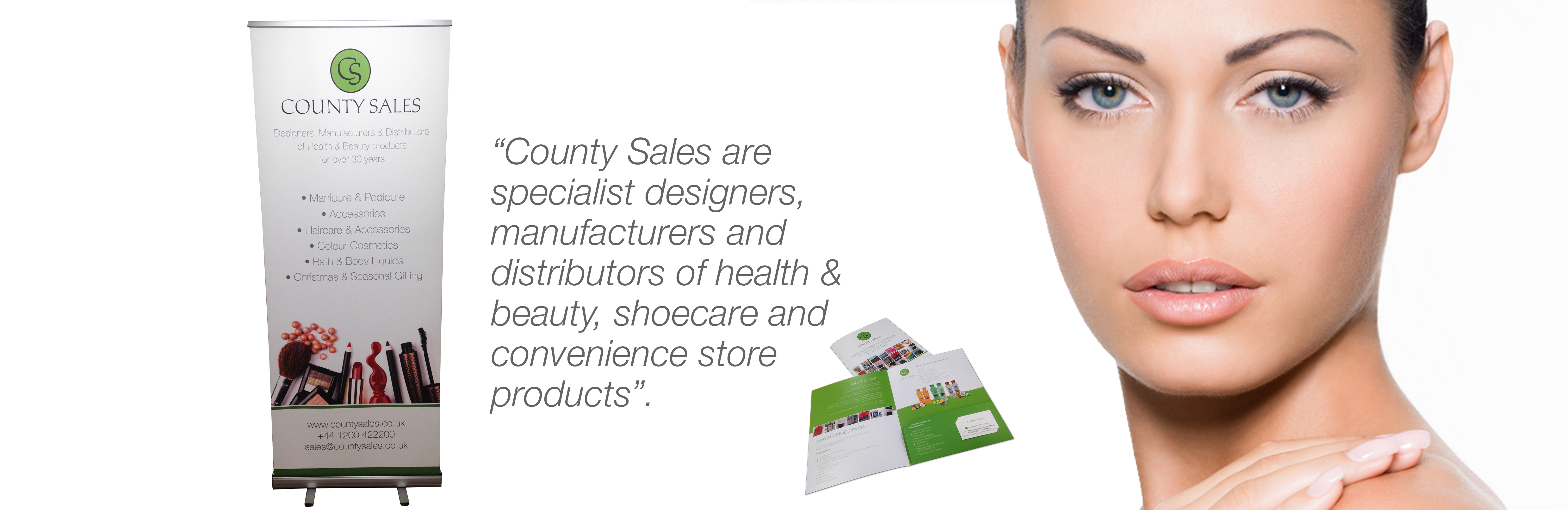 County Sales Ltd - Manufacturers