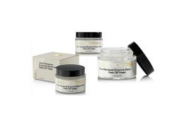 cosmetic branding and packaging design in London UK