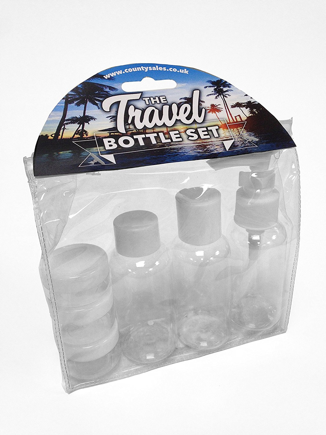 S903 TRAVEL BOTTLE SET