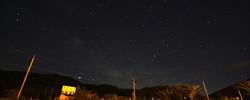 별이랑펜션 - 밤하늘