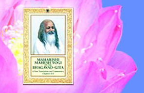 Maharishi On the Bhagavad Gita book