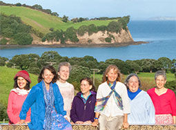 Group of Women at Shakespear Open Sanctuary