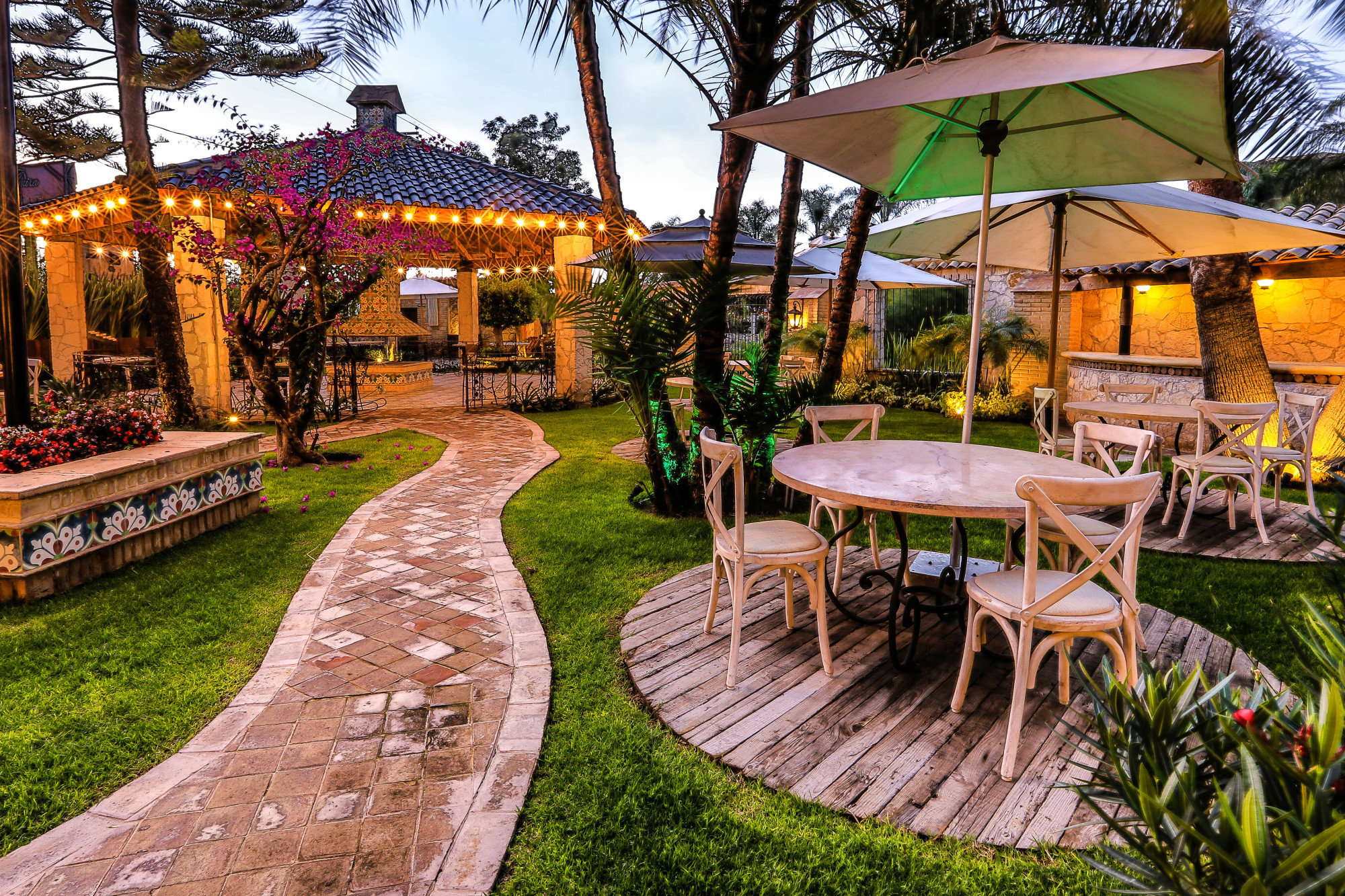 Palmira Grill terraza