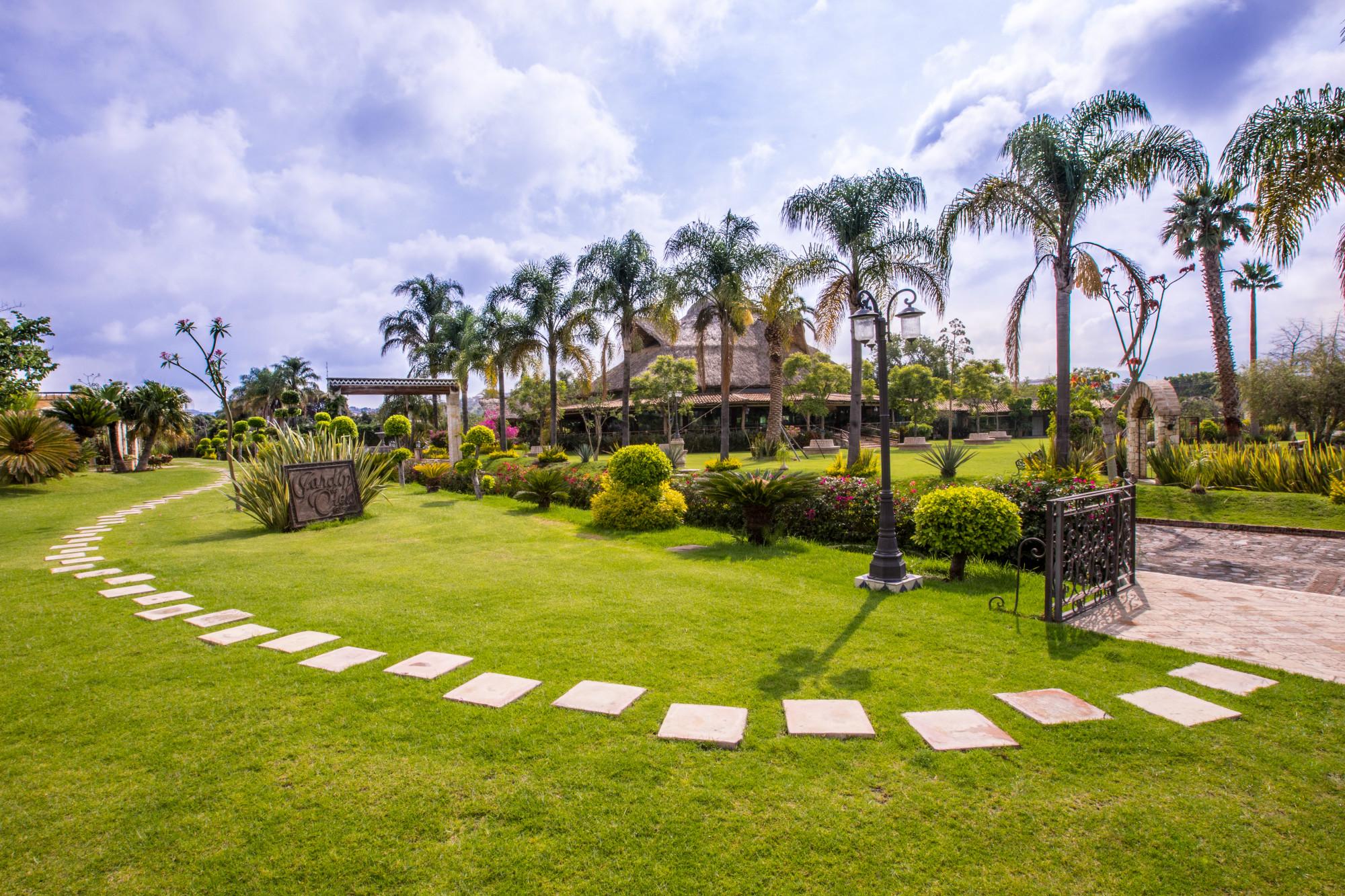 Jardin de cielo jardines