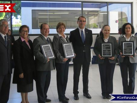 ¡Juntos lo logramos, gracias comunidad IMEX!