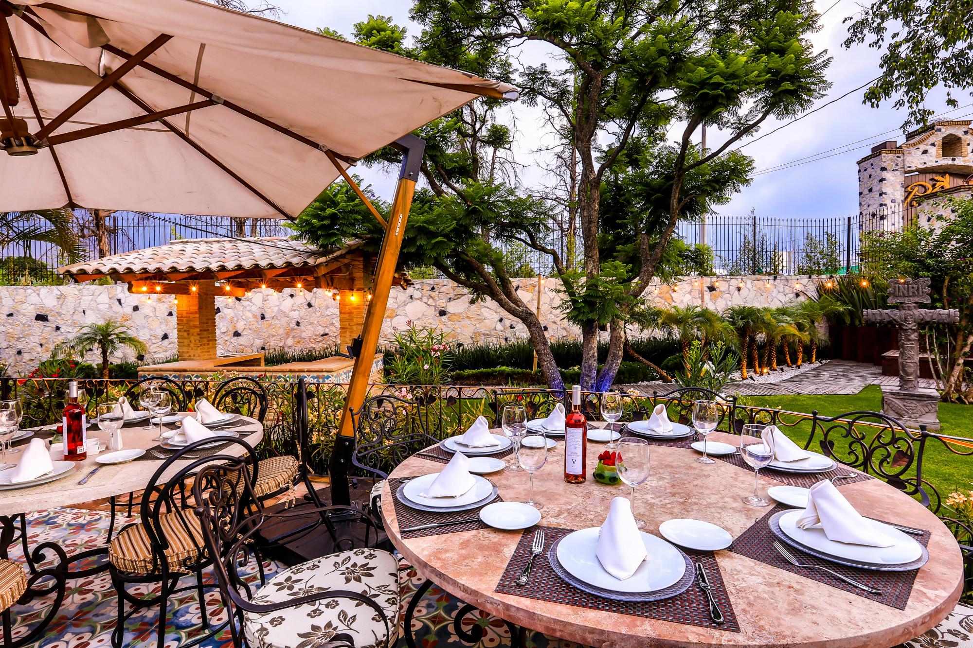 Palmira Grill terraza 2