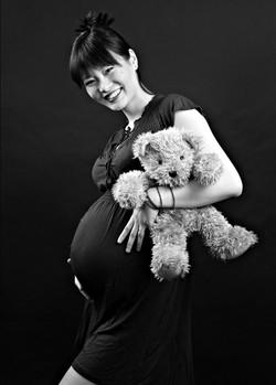 Babybauchfotos Fotostudio Muenchen