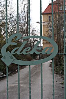 ehemalige Edeka-Zentrale ist inzwischen abgerissen