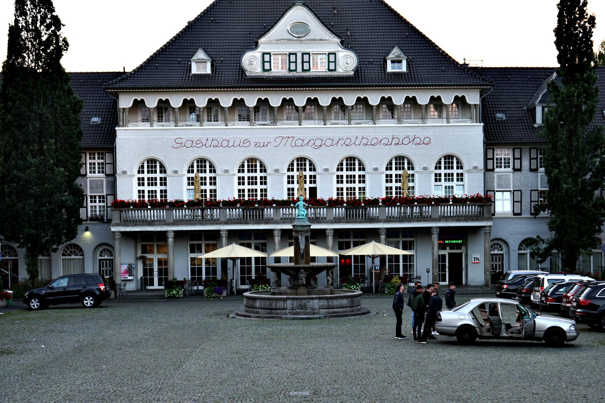 Margaretenhöhe Hotel - Essen