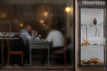 Café Marais, Schwanthalerstraße