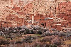 Marokko Kashbah