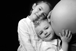 Babybauch Fotoshooting Muenchen