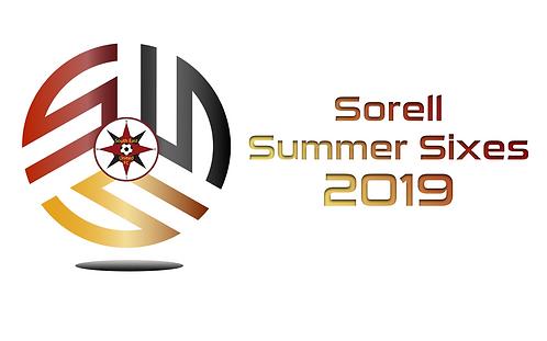 Summer Sixes 2019 Logo