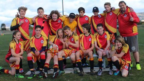 South East United FC Under 15 Champions!