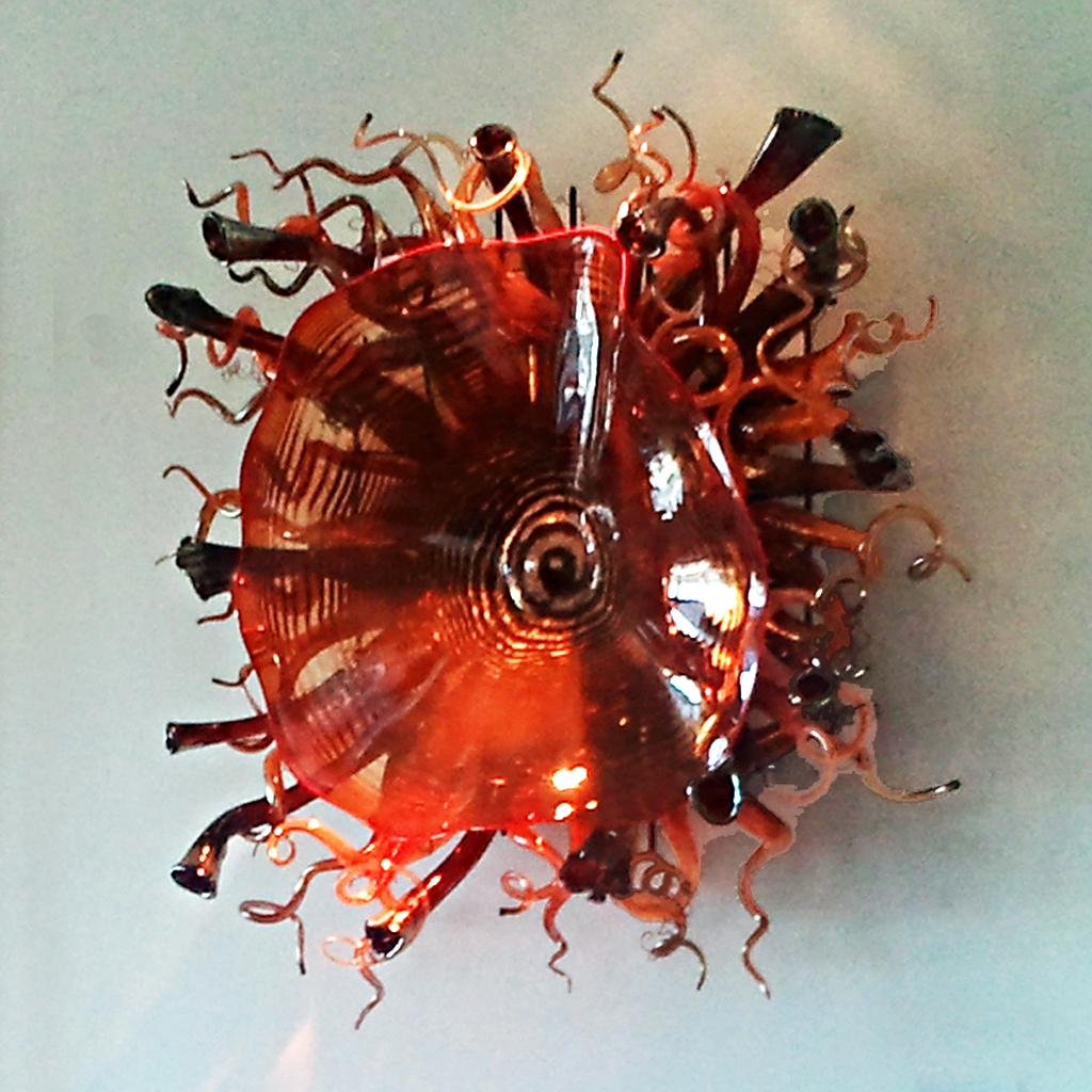 Small Wall-mounted Firebloom