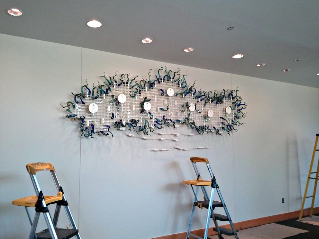 Installation at Family Chapel