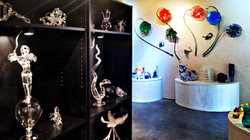 Studio Gallery Display Area