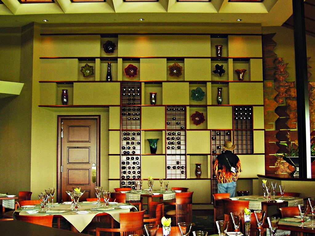Multiple Piece Restaurant install