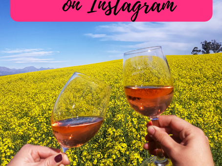 22 Wine Girls To Follow On Instagram (Part One)