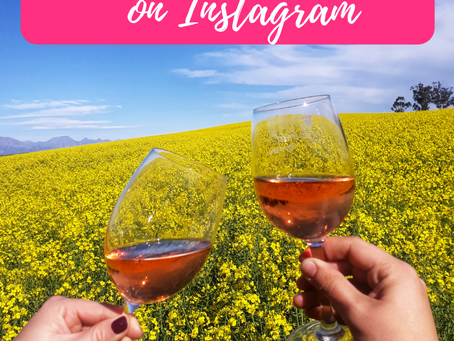 22 Wine  Girls to follow on Instagram (Part Two)