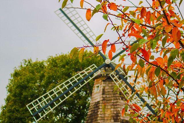 Windmill in Pella, Iowa