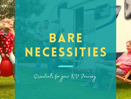 RV: Bare Essentials