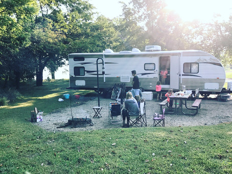 Packing the Family | Summer RV Trips