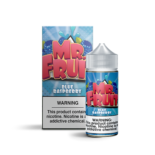 Mr. Fruit - Blue Raspberry