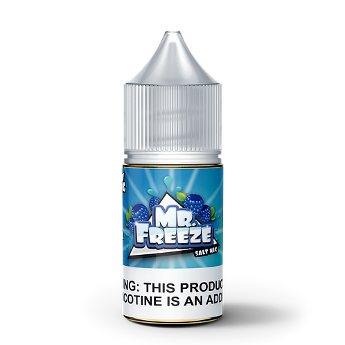 Mr. Freeze Salt Nic - Blue Raspberry