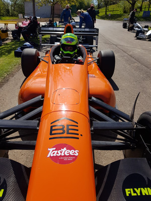 Exciting return to racing