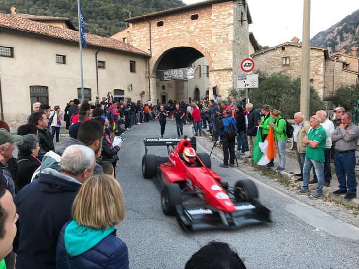 EMPIRE WINS IN ITALY