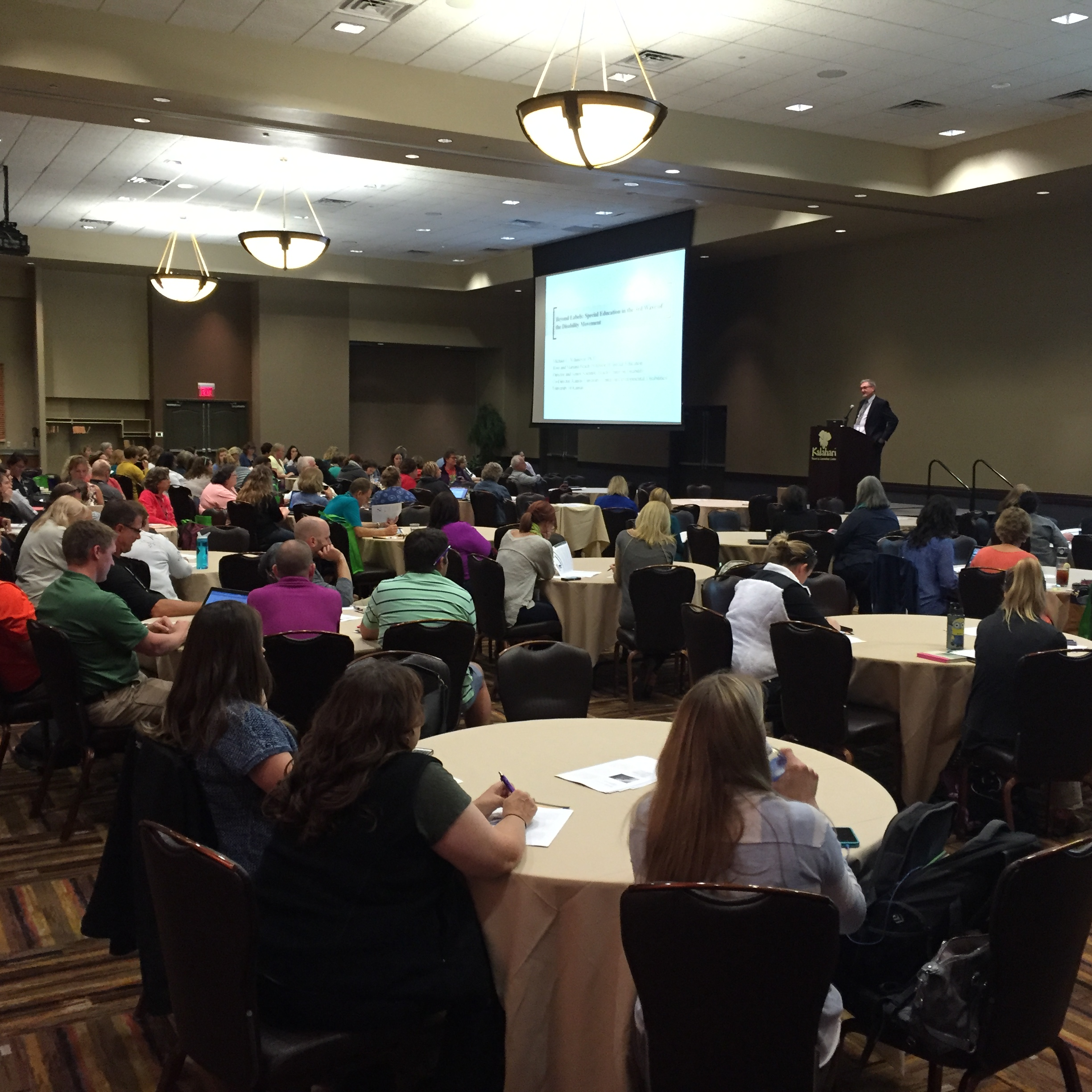 Special Education Conference 2015