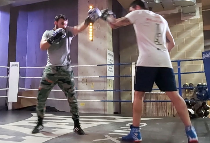 Boxing development