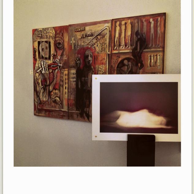 L'Art Industriel Gallery, Art Brussels