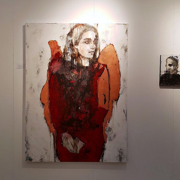 L'Art Industriel Gallery, Simona Fedele, Solo Show