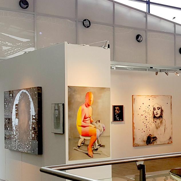 L'Art Industriel Gallery, Art Fair Amsterdam