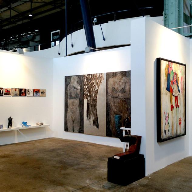 L'Art Industriel Gallery, Art Market Budapest