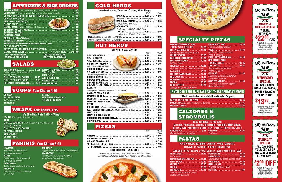 Mijos Pizza - Standard Menu - Inner.jpg