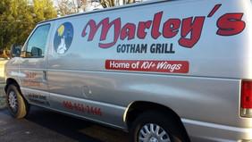 Marleys Gotham Grill - Delivery Van.jpg