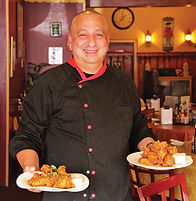 Marleys Gotham Grill - Chef Bruno Pascale